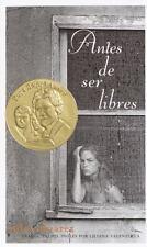Antes de Ser Libres = Before We Were Free (Hardback or Cased Book)
