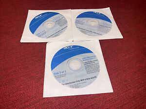 Full Set ACER ASPIRE 3000/5000 Series Recovery Disks Cd Rev 1.0 Windows XP Home
