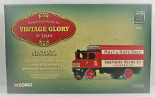 Corgi - 80003 - Vintage Glory - SENTINEL STEAM WAGON - SHEPHERD NEAME