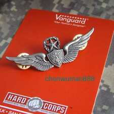 WW2 US ARMY MILITARY MASTER ARMY AVIATION WINGS BADGE PIN INSIGNIA METAL