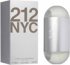 212 by Carolina Herrera for women EDT 3.3 / 3.4 oz New in Box