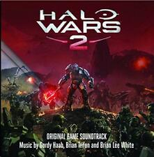 Halo Wars 2 - Soundtrack - Gody Haab/Brian Trifon/Brian Lee White (NEW 2CD)