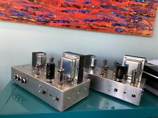 More details for mullard valve amplifiers (pair) 5-10 mono block power amps full working order