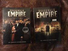 Boardwalk Empire Seasons 1 & 2 Dvd, Factory Sealed, Never Been Opened or Played