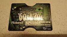 Roland SR-JV80-08 KEYBOARDS of the 60s & 70s Expansion Board