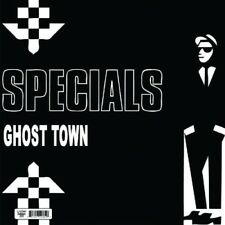 THE SPECIALS - GHOST TOWN  VINYL LP NEW