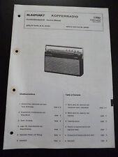 Original Service Manual  Blaupunkt Lido