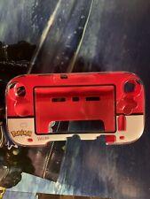 Hori Pokeball Nintendo Wii U GamePad Hard Plastic Shell Protector