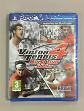 Virtua Tennis 4 World Tour Edition Sony Playstation Neuf **