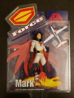 Mark w/ Sea Plane G-Force Battle of the Planets Figure Series 1 Gatchaman NEW