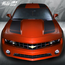 2010 2011 2012 013 Chevy Camaro Rally Racing Hood Roof Trunk Stripes Decal RS SS