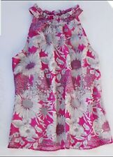 Liberty Of London  for Target Pink Floral Tank XL