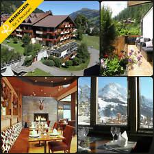 Kurzreise Schweiz 3 Tage 2 Personen 4* Hotel Hotelgutschein Wellness Reiseschein