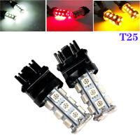 10W White/ Amber/ Red 3157 P27/7W T25 LED Reverse Tail Brake Turn Signal light
