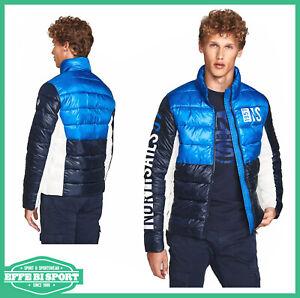 Giubbotto uomo invernale North Sails giacca in nylon casual idrorepellente