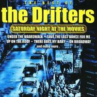 The Drifters : The Best of the Drifters: Saturday Night at the Movies CD (2003)