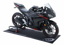 Non Slip Black Garage Mat (2m x 0.75m). Suits Motorbikes, Motorcycles and more