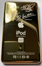 Special Edition Gold iPod U2 back housing cover for 5th,6th or 7th gen (THIN)