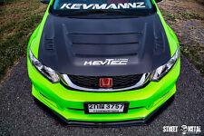 KevTEC: Carbon Fiber Hood Civic Si Sedan FB6 12 13 14 15 Si Coupe FG4 12 13