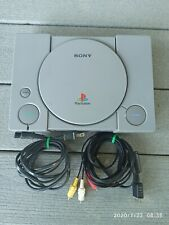 Sony Playstation 1 PS1 One SCPH-9001 Console Tested Cleaned W/ 2 Controllers
