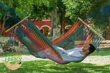 Resort Mexican Hammock with NO Fringe in Mexicana