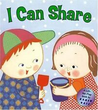 I Can Share: A Lift-The-Flap Book (Bookbook - Detail Unspecified)