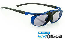 TDG-BT500A kompatible 3D-Brille Hi-SHOCK Deep Haven für Bluetooth TV Sony Sharp