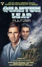 Quantum Leap Novel #8: Pulitzer paperback