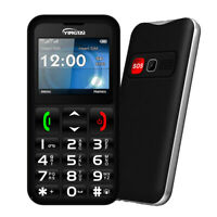 Senior Cell Phone Big Button SOS GSM 3G Unlocked Cell Phone For Seniors