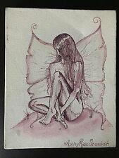 """""""FATA INCANTATA N. 1"""" 2006 Collezione arte originale di Ashley ROSE Standish!"""
