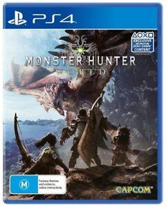Monster Hunter: World - PS4 Aus Game