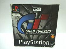 Anleitung - Handbuch - Bedienungsanleitung Playstation 1 - Gran Turismo