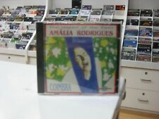 AMALIA RODRIGUES CD EUROPE THE QUEEN OF THE FADO 1992