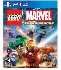 Marvel Super Hero PlayStation 4 Kids Childrens Fun PS4 Games New Iron Man