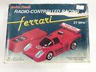 Tandy Ferrari F40 Rare Vintage Radio Control Radio Shack