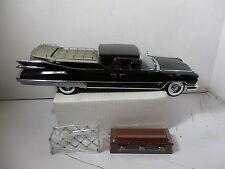 1/18 PRECISION MINIATURES 1959 CADILLAC SUPERIOR COUPE DE FLEUR FLOWER CAR