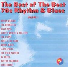 Various Artists : Best of the Best: 70s Rhythm & Blues 1 CD