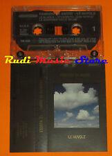 MC FABRIZIO DE ANDRE Le nuvole 1990 italy FONIT CETRA TM 260 (*) cd lp vhs dvd