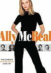 Ally McBeal: The Complete Second Season (DVD, 2010, 6-Disc Set)
