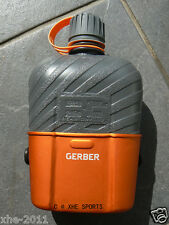 Genuine Gerber Bear Grylls Survival Military Canteen BPA free water bottle 1062