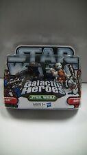 Star Wars Galactic Heroes Cad Bane and Aurra Sing Figure Pack Hasbro 2010 - NEW