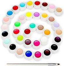 Skymore 36 couleurs de vernis à ongles gel UV LED couleur, Lot vernis...