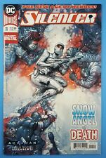 The Silencer #11 New Age of Heroes DC Comics Universe 2019 Dark Nights Metal