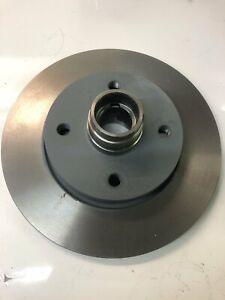 Porsche 924 2.0 4 stud front brake disc. New. 477 405 083A