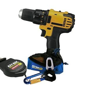 KEY-BAK TOOLMATE DRILL SHOE COMBO SET WITH 2.25kg  SAFETY TETHER. ANSI CERTIFIED