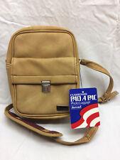 Marsand Padded Bag Made in USA Crossbody New Old Stock Tablet Case