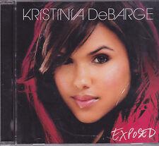 Kristina Debarge-Explosed cd Album