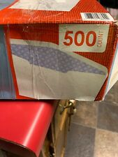 500 Single Window Security #10 Envelopes White Gummed Flap