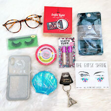Girl Bundle Lot VS PINK IPhone XS Case Lashes Soap Glory Selfie Light Gifts
