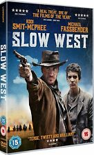 Slow West DVD *NEW & SEALED*